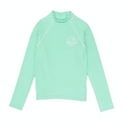 Billabong Logo Long Sleeve Girls Rash Vest