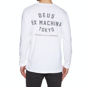 Deus Ex Machina Tokyo Langærmet t-shirt