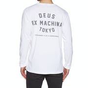 Deus Ex Machina Tokyo Mens Long Sleeve T-Shirt