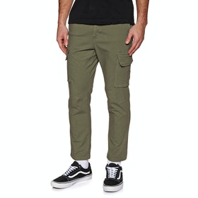 SWELL Detroit Cargo Pants - Military