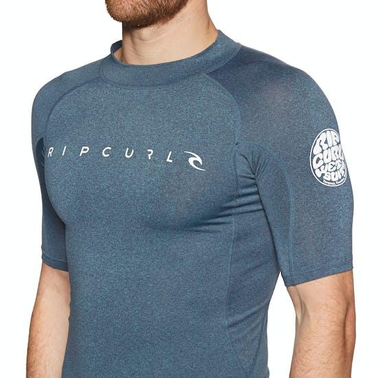 Rip Curl Dawn Patrol UV Short Sleeve Rash Vest