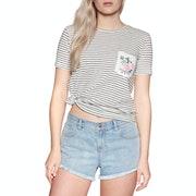 Roxy Be My Lover Short Sleeve T-Shirt