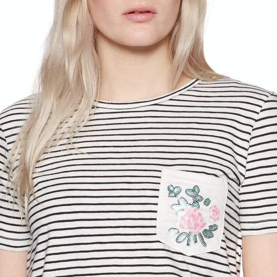 Roxy Be My Lover Short Sleeve T-Shirt