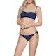 Roxy Beach Classics Bandeau Bikini Top