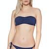 Roxy Beach Classics Bandeau Bikini Top - Medieval Blue