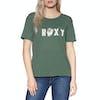 Roxy Star Solar A Womens Short Sleeve T-Shirt - Duck Green