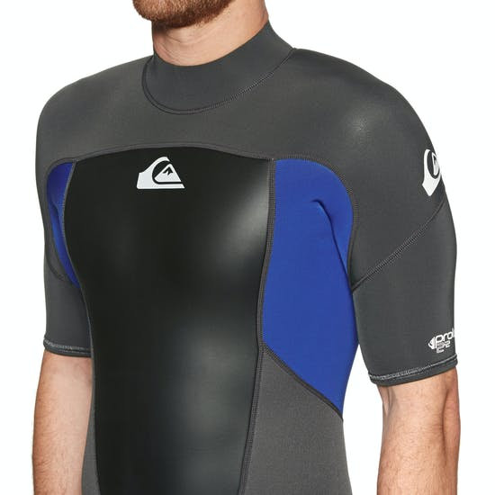 Quiksilver 2/2mm Prologue Back Zip Shorty Wetsuit