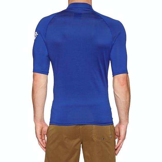 Rashguard Quiksilver All Time Short Sleeve UPF 50