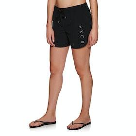 Roxy Chill Love 5in Womens Boardshorts - True Black