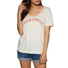 Roxy Cruel Summer Ladies Short Sleeve T-Shirt