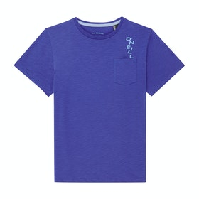 T-Shirt a Manica Corta O'Neill Jacks Base - Dazzling Blue