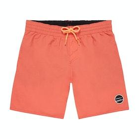 Shorts de natación Boys O'Neill Vert - Burning Orange