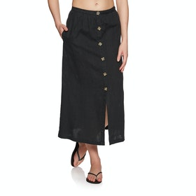 Rhythm Amalfi Skirt - Black