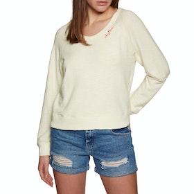 Rhythm Hudson Womens Sweater - Ecru