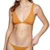 Rhythm Islander Tall Triangle Bikini Top - Ginger