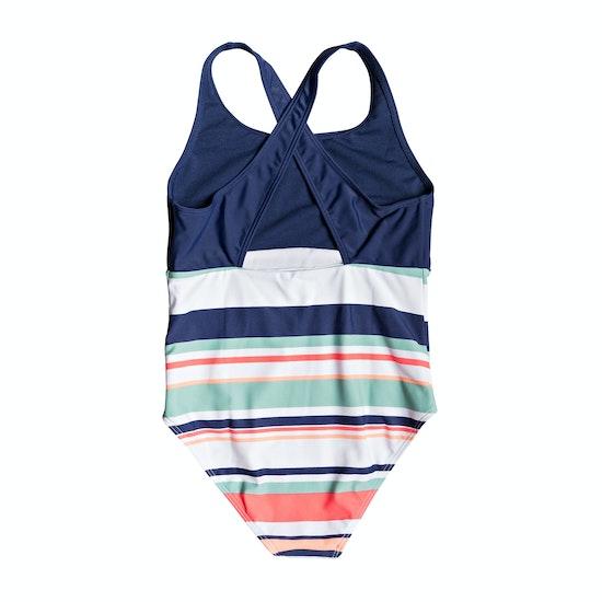 Roxy Happy Spring Girls Swimsuit