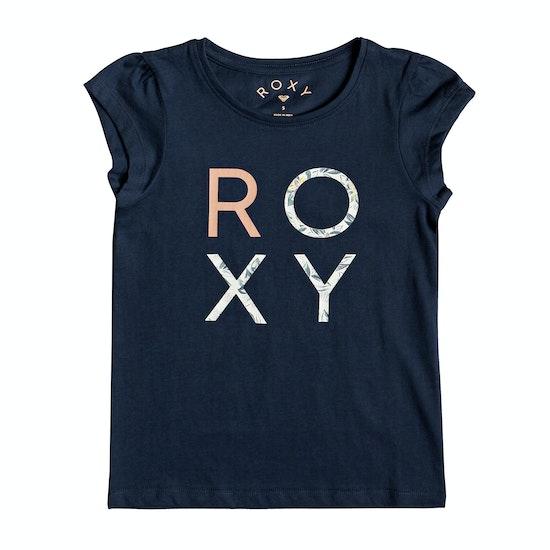 Roxy Moid B Mädchen Kurzarm-T-Shirt