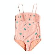 Roxy Salty But Sweet Girls Swimsuit