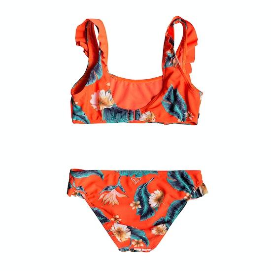 Roxy Seaside Lover Athletic Set Mädchen Bikini