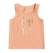 Roxy Wayfaring Stranger Girls Tank Vest