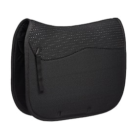 Derby House Pro Airflow Silicon Saddlepads - Black