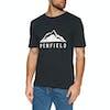 Penfield Augusta Short Sleeve T-Shirt - Black