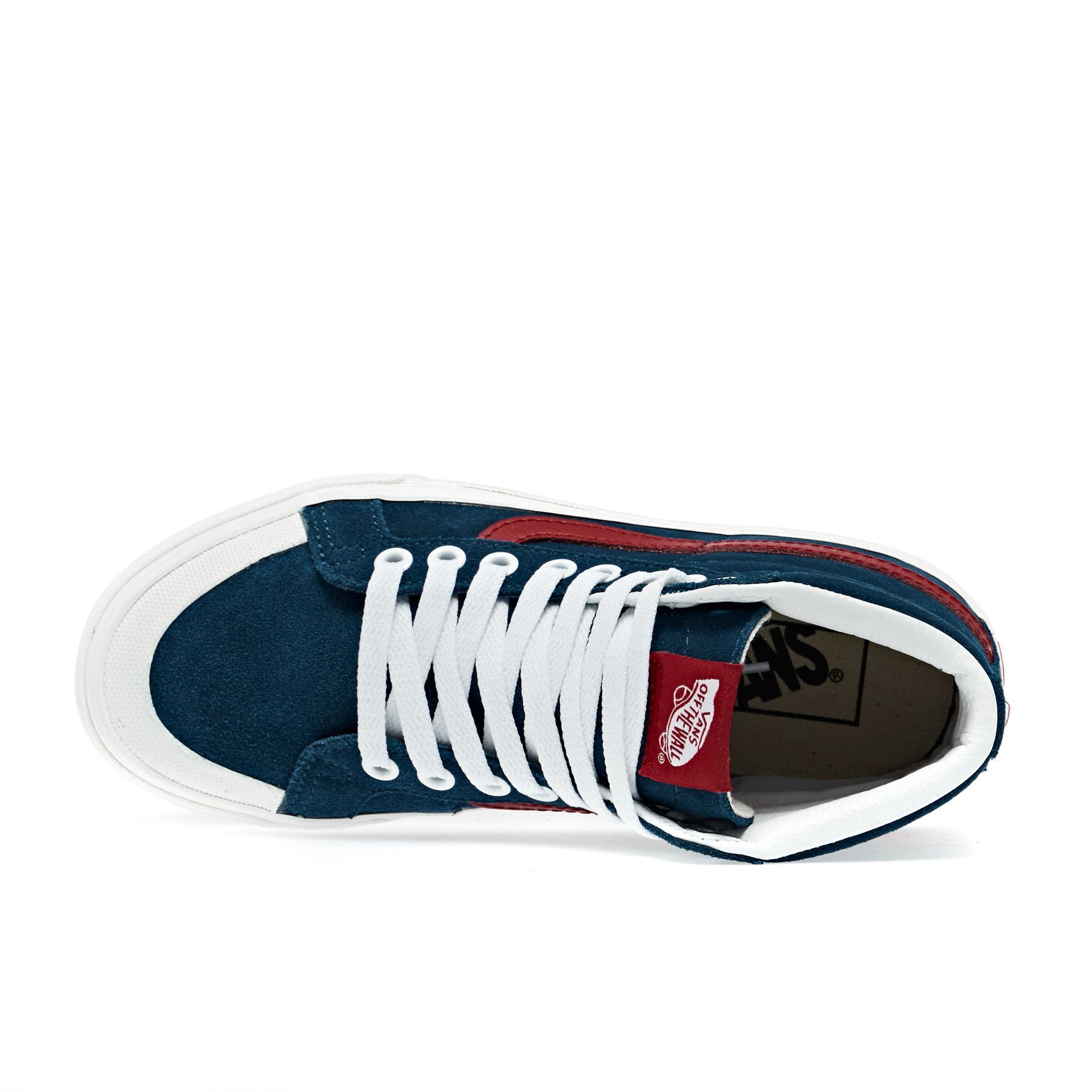 Vans Sk8 hi Reissue 138 Schuhe (sailor Bluetango Red