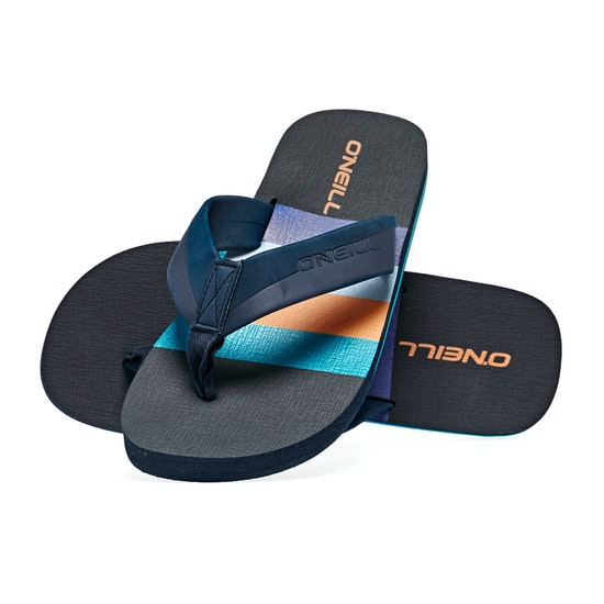 O'Neill Imprint Pattern Sandals