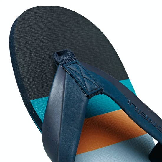 O Neill Imprint Pattern Sandals