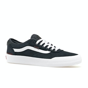 Vans Chima Pro 2 Shoes - Perf Ebony Port Royale