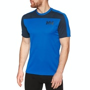 Helly Hansen Lifa Active Light Short Sleeve Base Layer Top