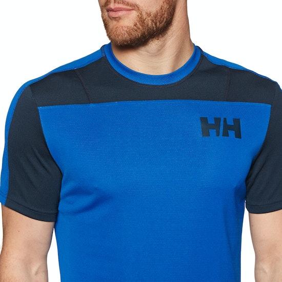 Helly Hansen Lifa Active Light Short Sleeve Base Layer Top