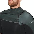 O Neill Hammer 2mm Chest Zip Short Sleeve Shorty Wetsuit