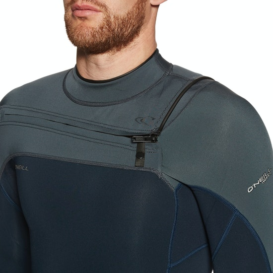 O Neill Hammer 3/2mm Chest Zip Wetsuit