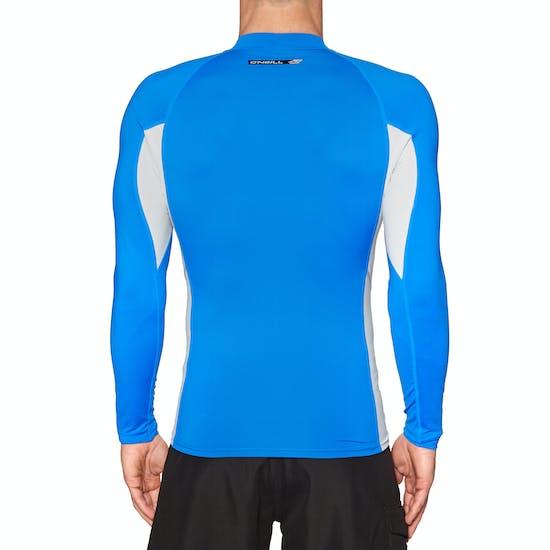 O Neill Premium Skins Long Sleeve Rash Vest