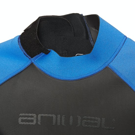 Animal Nova 3/2mm Back Zip Shorty Neoprenanzug