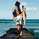 Beach Towel Slowtide Pua