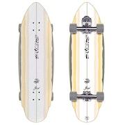 YOW Plan B 33.5 Surf Skateboard