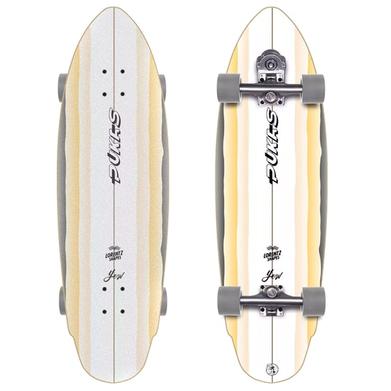 Surf Skateboard YOW Plan B 33.5