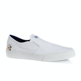 Mocassins Etnies Langston X Sheep - White Blue