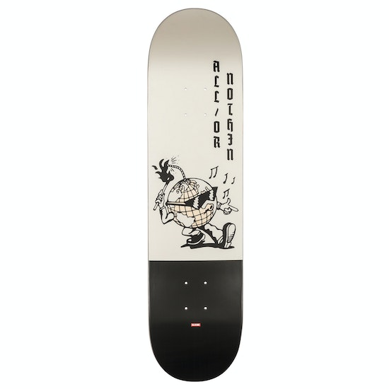 Globe G2 All Or Nothing Skateboard Deck