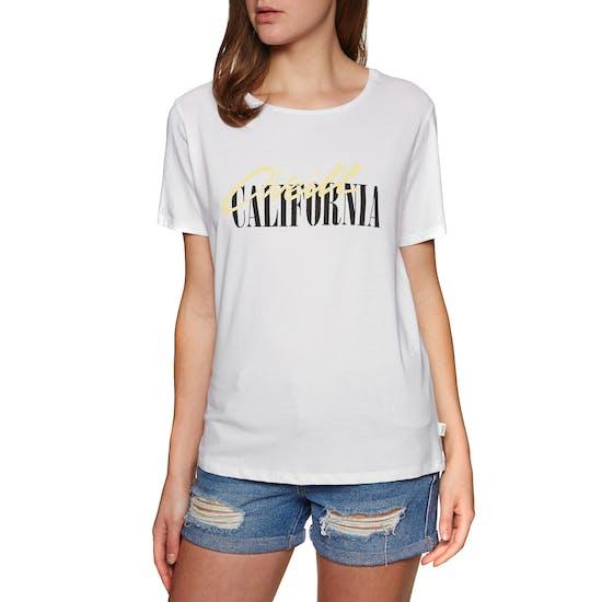 O Neill Script Logo Short Sleeve T-Shirt