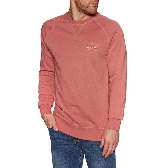 Rip Curl Organic Plain Crew Sweater