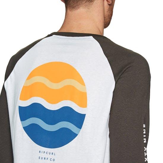 Rip Curl Shore Lines Long Sleeve T-Shirt