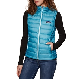 Chaufferette Corporelle Femme Patagonia Sweater - Mako Blue