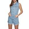 Playsuit Levis Marian Romper - Medium Light Stonewash
