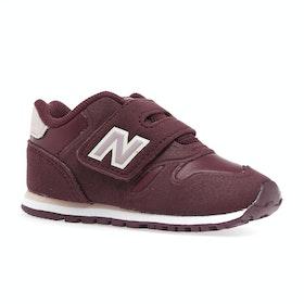 Chaussures Enfant New Balance Infant 373 - Burgundy