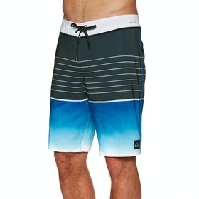 Quiksilver Highline Slab 20 inch Boardshorts - Electric Royal