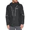 Jack Wolfskin Sierra Trail Waterproof Jacket - Black