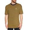 Globe Dion Agius Lines Short Sleeve T-Shirt - Pecan